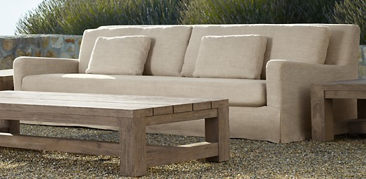 Upholstered Outdoor Furniture Decorassistant To The Rescue